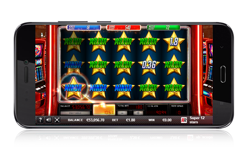 Super 12 stars slot machine