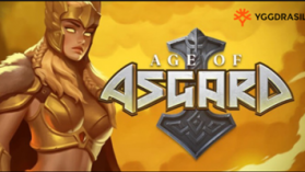 YGGDRASIL GAMING LIMITED PREPARES FOR BATTLE WITH THE NEW AGE OF ASGARD VIDEO SLOT